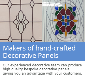 makers of decorative panels