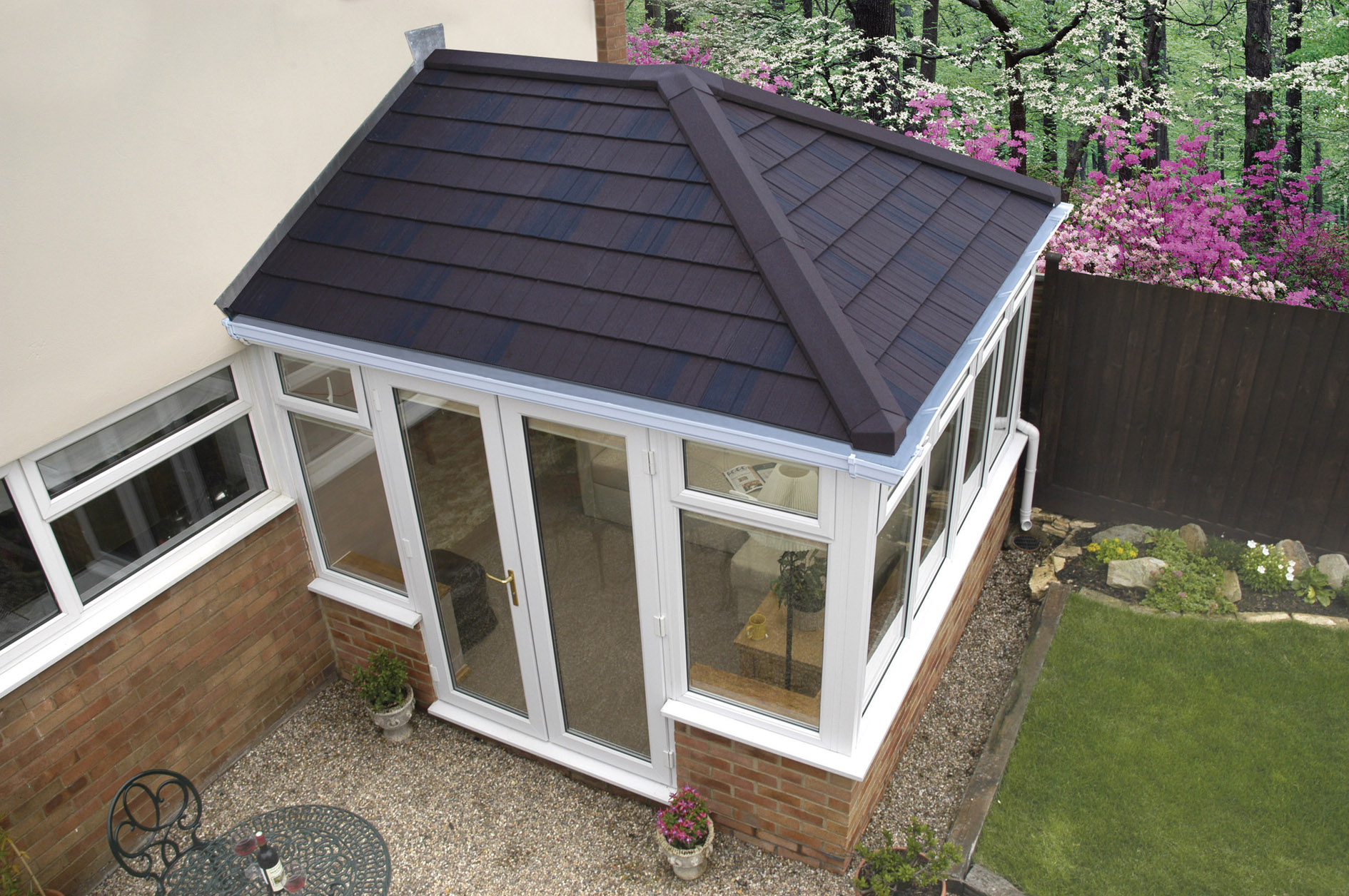 Guardian Mk2 Roof Double R Glass Amp Roofing Ltd
